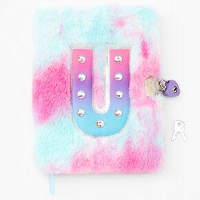 Initial Fuzzy Lock Diary - U,