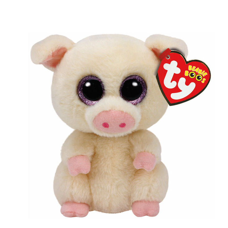 Ty Beanie Boo Small Piglet The Pig Plush Toy Claire S Us