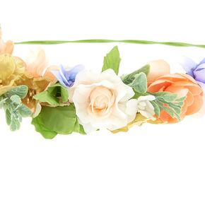 Spring Mix Flower Crown,