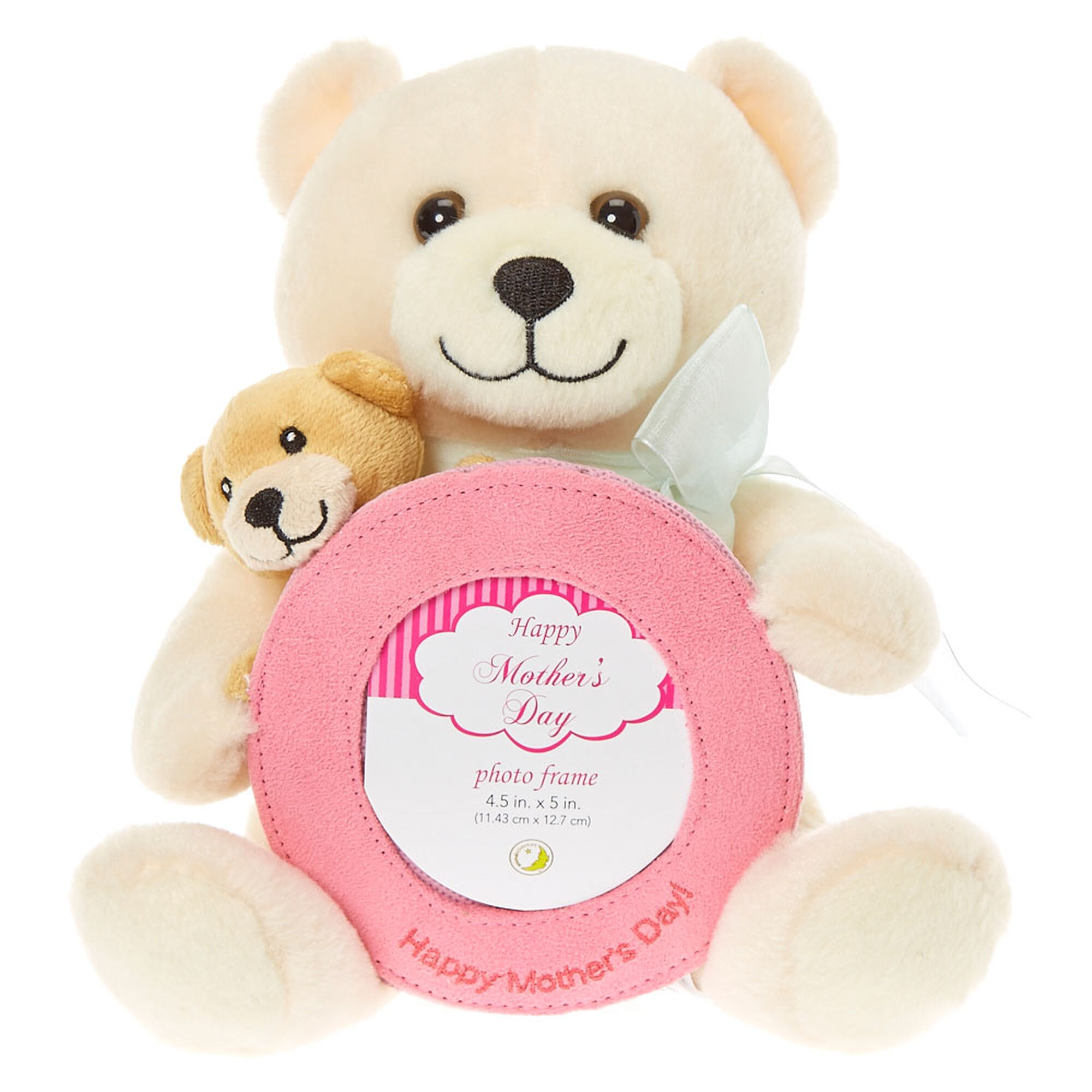 Happy Mother\'s Day Teddy Bear Photo Frame | Claire\'s US