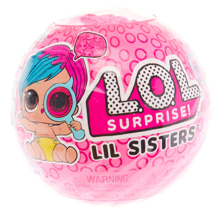Lol Surprise Lil Sisters Series Eye Spy Surprise Pack Claires