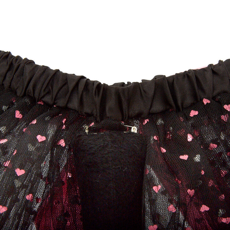 Claire's Club Cat Costume Kit - Black, 4 Pack,