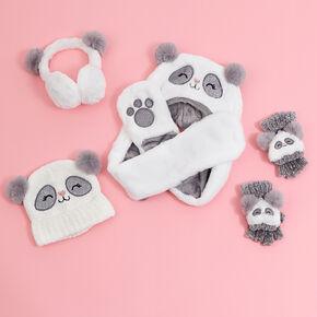 Claire's Club Cold Weather Panda Bundle,