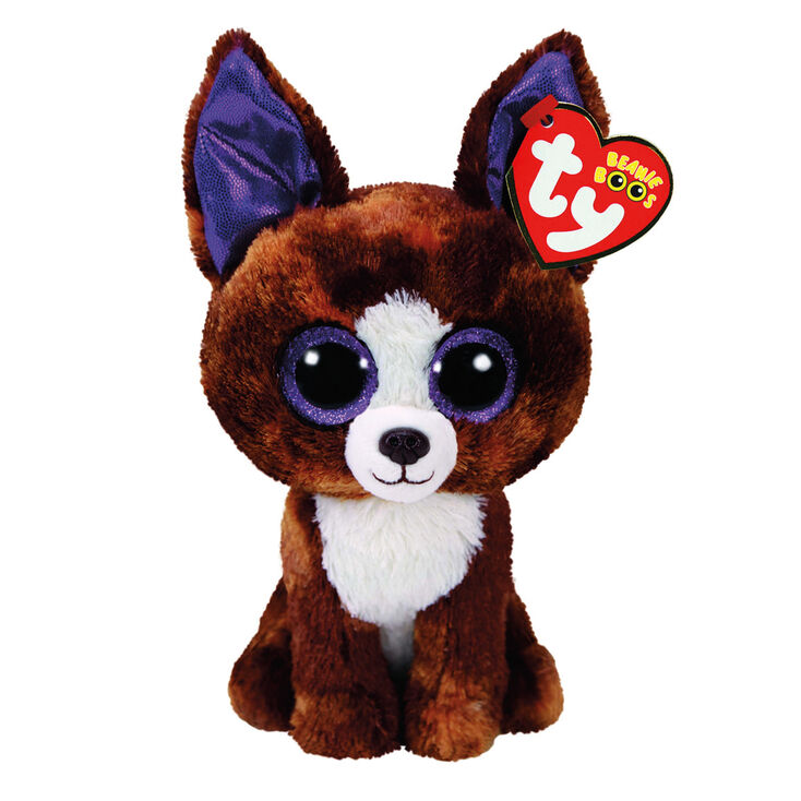 e0ae1bb8332 Ty Beanie Boo Small Dexter the Chihuahua Soft Toy