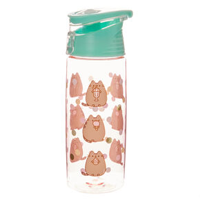 Pusheen® Water Bottle - Turquoise,
