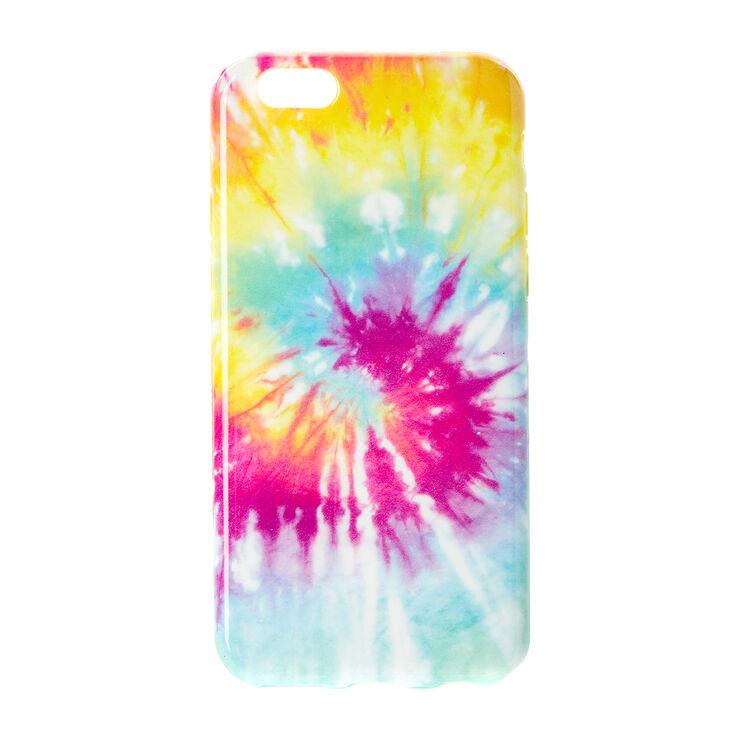 the latest 0033c f467b Rainbow Tie Dye Phone Case - Fits iPhone 6/7/8