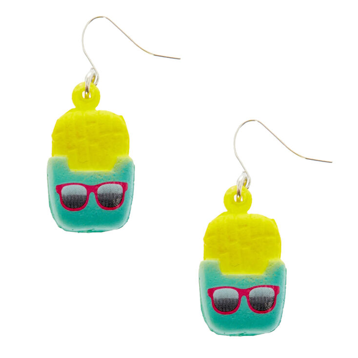 Squishy French Fries Earrings