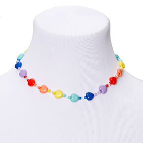Claire's Club Rainbow Hearts Jewellery Set - 2 Pack,