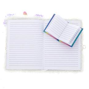Charlie the Panda Soft Lock Notebook Set - 2 Pack,