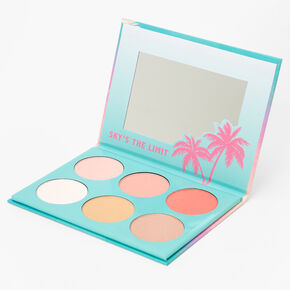 Sky Brown™ Sky's The Limit Eyeshadow Palette - Blue,