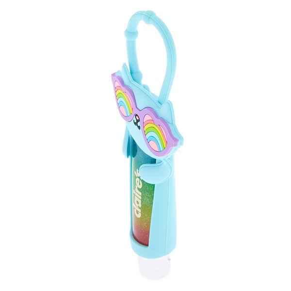 Claire's - tube de gloss de cam la chatte parfum myrtille - 2