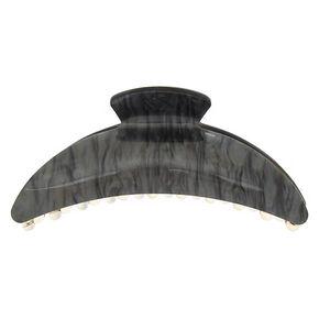 Chrome Haze Hair Claw - Grey,