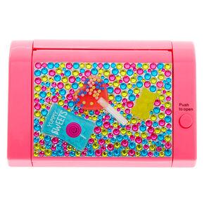 Neon Candy Bling Mechanical Bling Lip Gloss Set - Pink,
