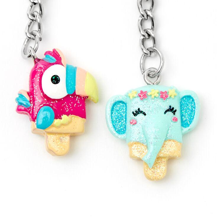 Pucker Pop Best Friends Keychains - 8 Pack,
