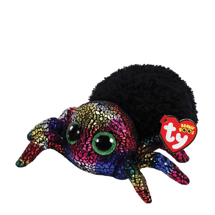 Petite peluche Leggz l'araignée de Ty Beanie Boo,