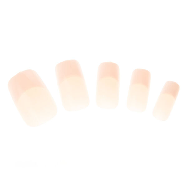 Claire's - frenchmanicure false nails - 1
