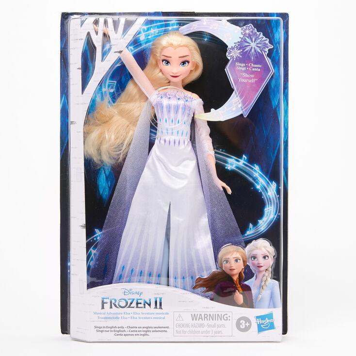 Play-a-Melody Gown Elsa review: Disneys Frozen Musical