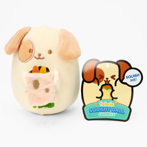 Anirollz™ Puppiroll Squishy Ball Plush Toy,