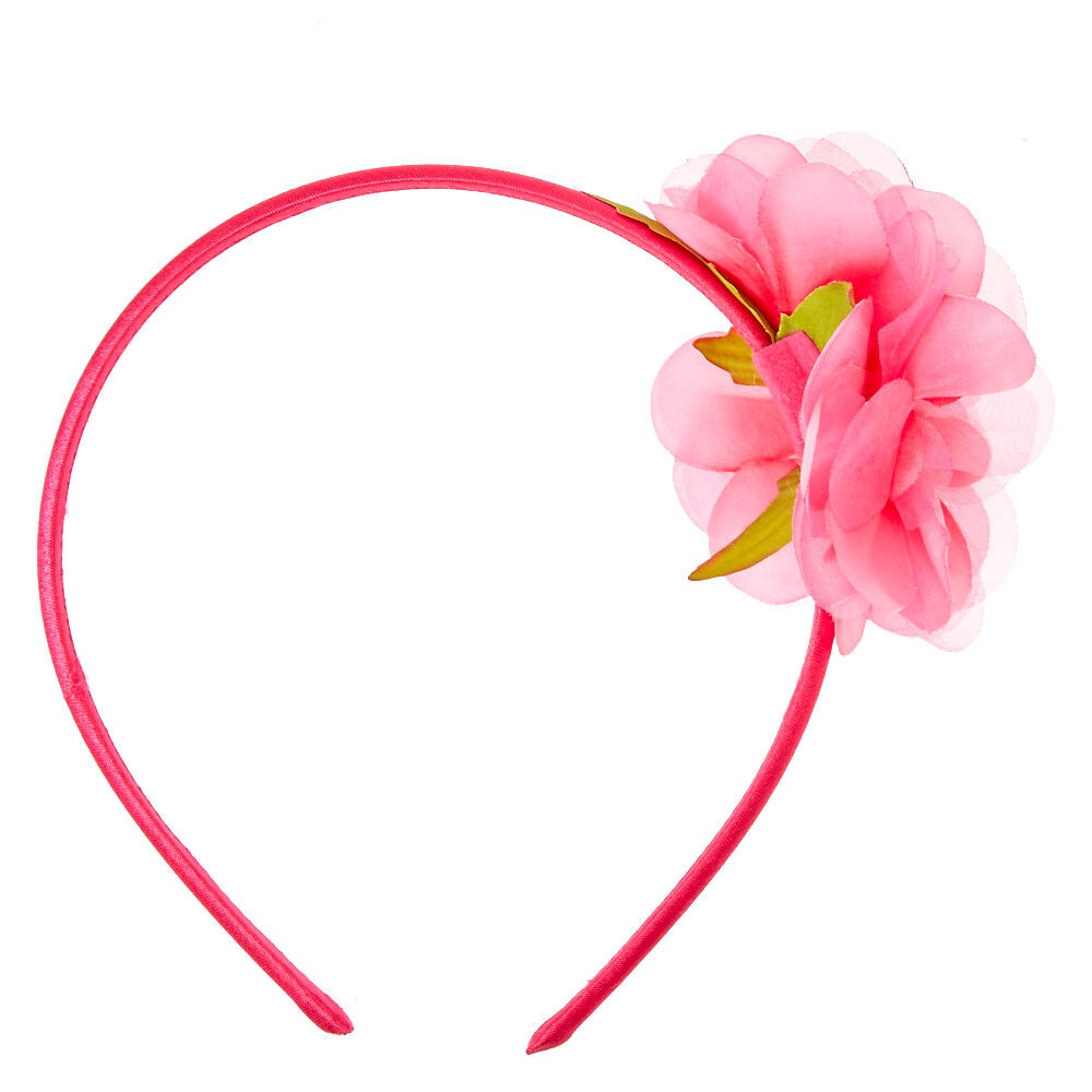 Hair Accessories The Cheapest Price Pink Flower Headband Clothing, Shoes & Accessories