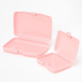 Caboodles® Care Pack & Little Bit™ Set - Blush Pink, 2 Pack,