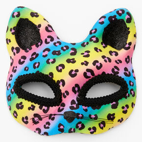 Rainbow Leopard Mask,