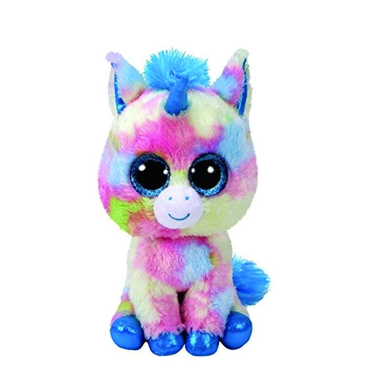 75e0440272b Ty Beanie Boo Small Blitz the Unicorn Soft Toy