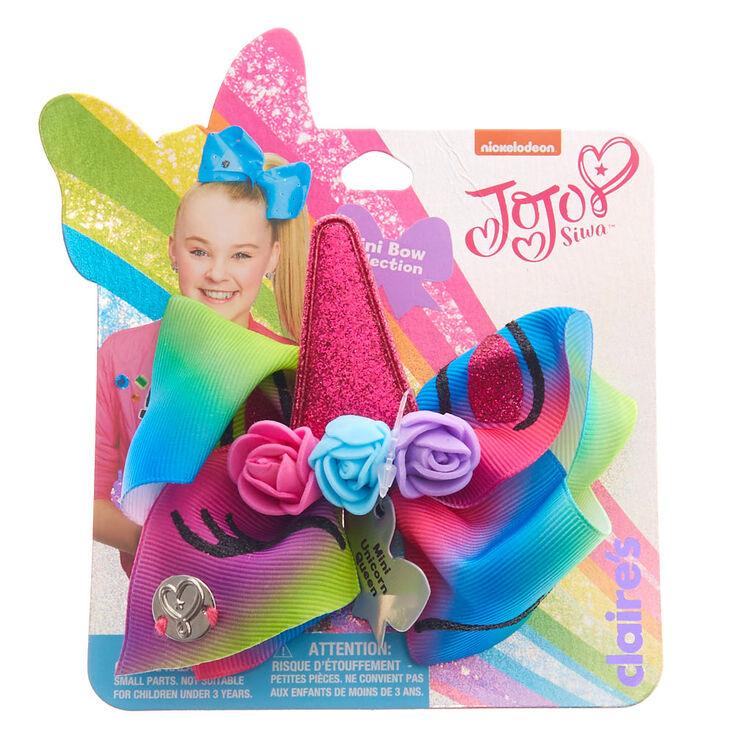 JoJo Siwa™ Mini Unicorn Queen Hair Bow,