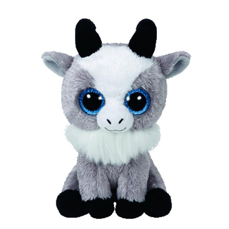 Ty Beanie Boo Small Gabby the Goat Plush Toy  aea99fe57a2