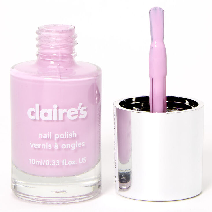 Solid Nail Polish - Lavender,
