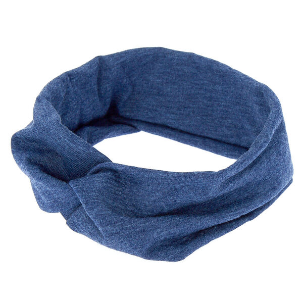 Claire's - marled wide jersey headwrap - 1