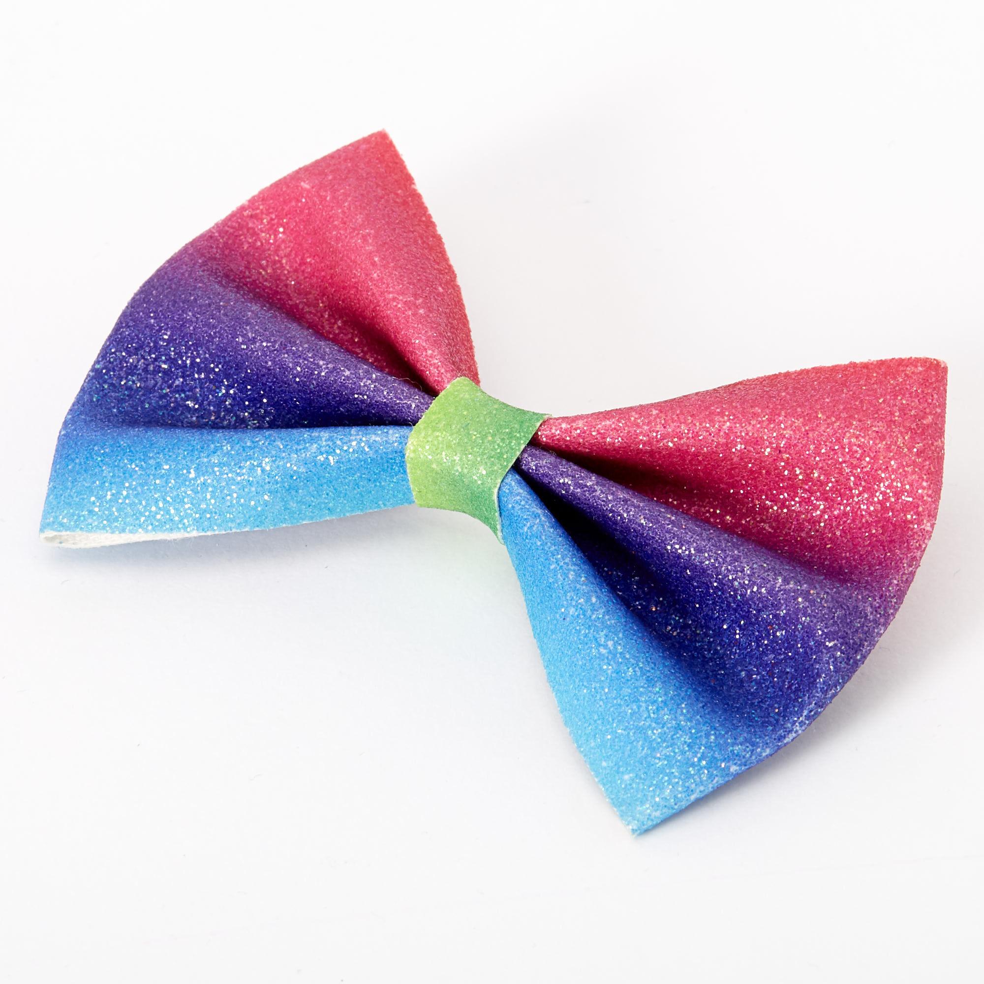 Royal Blue Bow Fit Clip SALE Poppy Clips