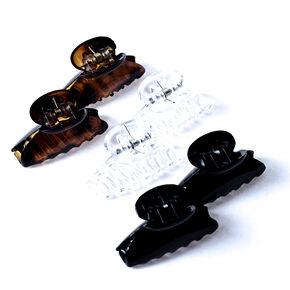 Essential Mini Hair Claws - 6 Pack,