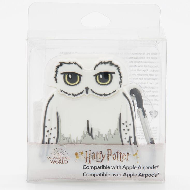 Étui pour écouteurs en silicone Hedwige Harry Potter™ - Compatible avec les AirPods® de Apple,