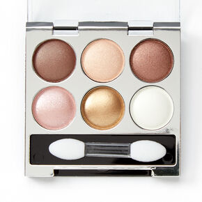 Mini Metallic Eyeshadow Palette,