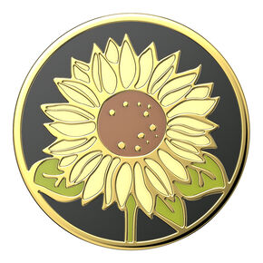 PopSockets PopGrip - Enamel Sunflower,