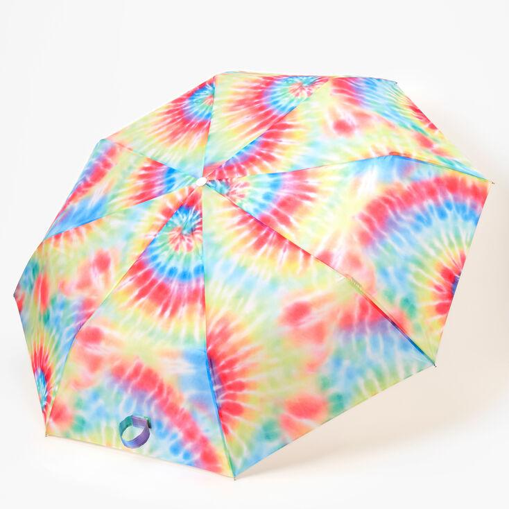 Tie-Dye Umbrella,