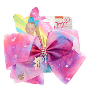 JoJo Siwa™ Colourful Craze Hair Bow – Pink,