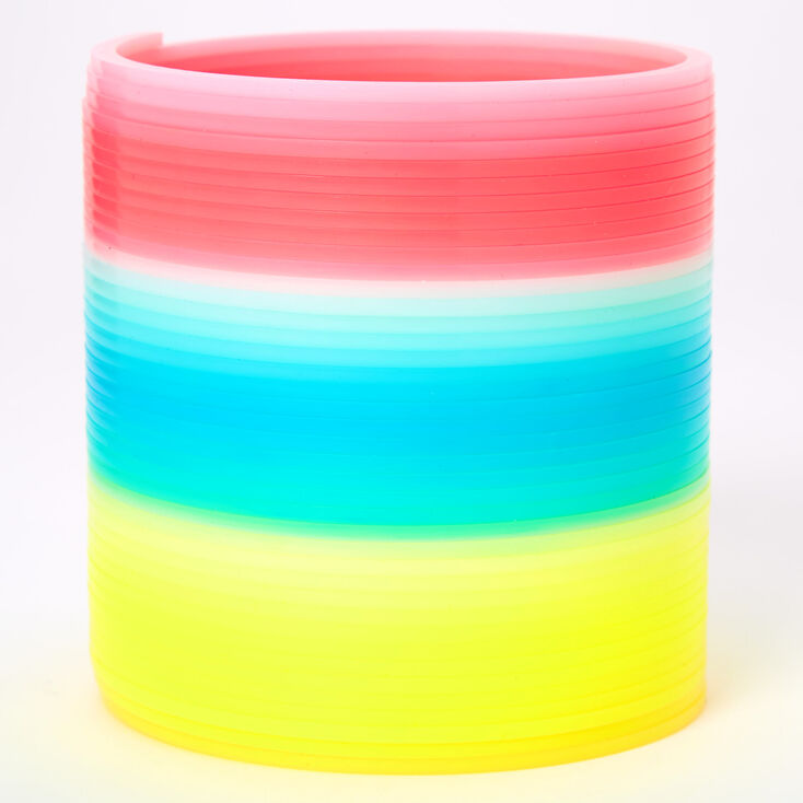 Rainbow Spring Toy,