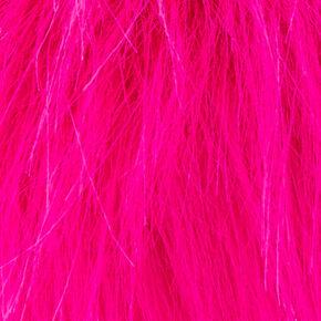 Pink Pom Hair Elastic,
