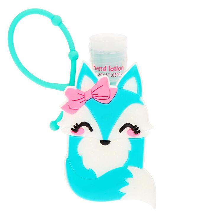 Trixie the Fox Hand Lotion - Blue Raspberry,