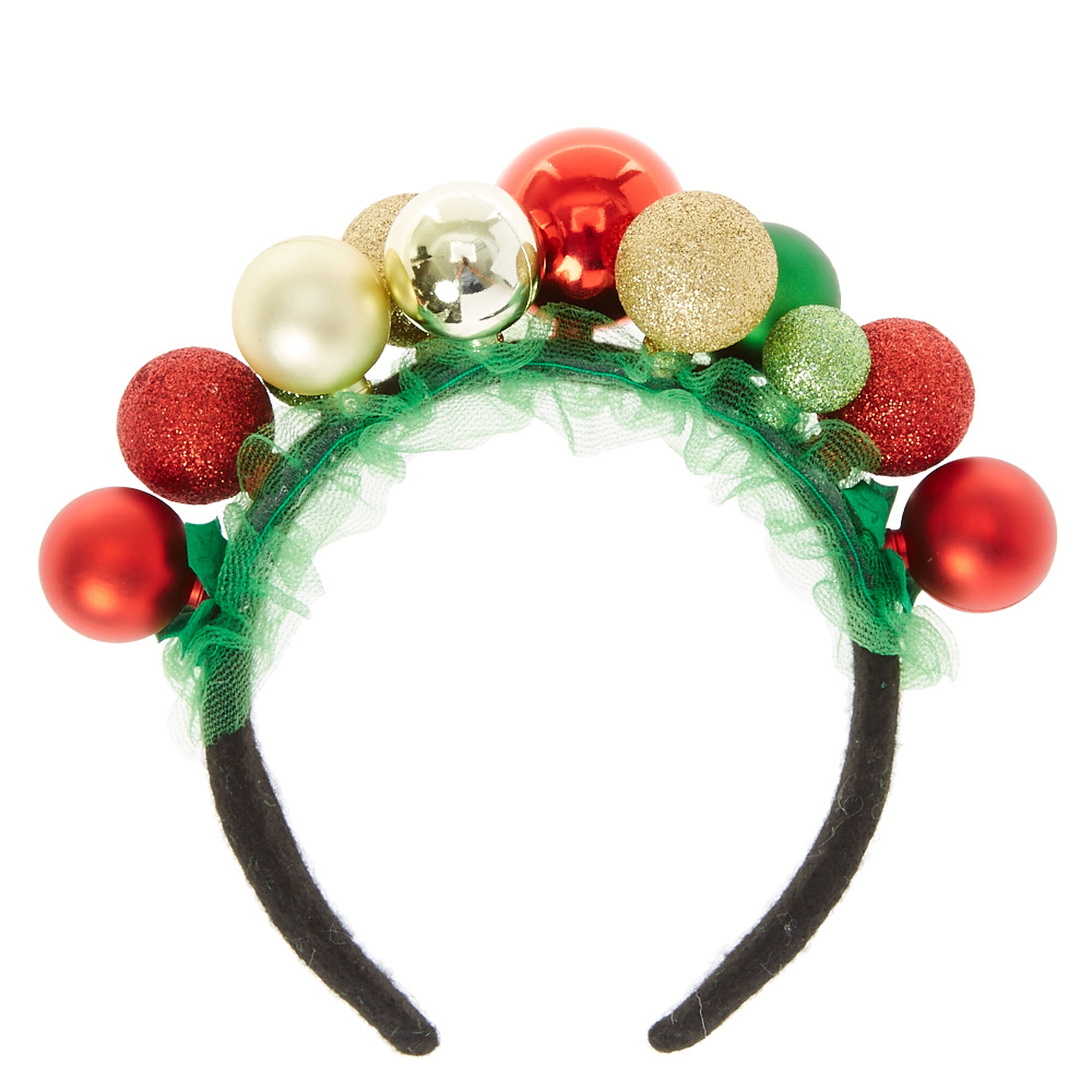 Christmas Ornament Headband | Claire\'s