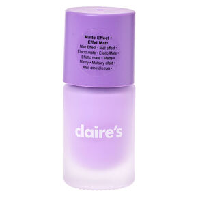 Matte Nail Polish - Sorbet Purple,