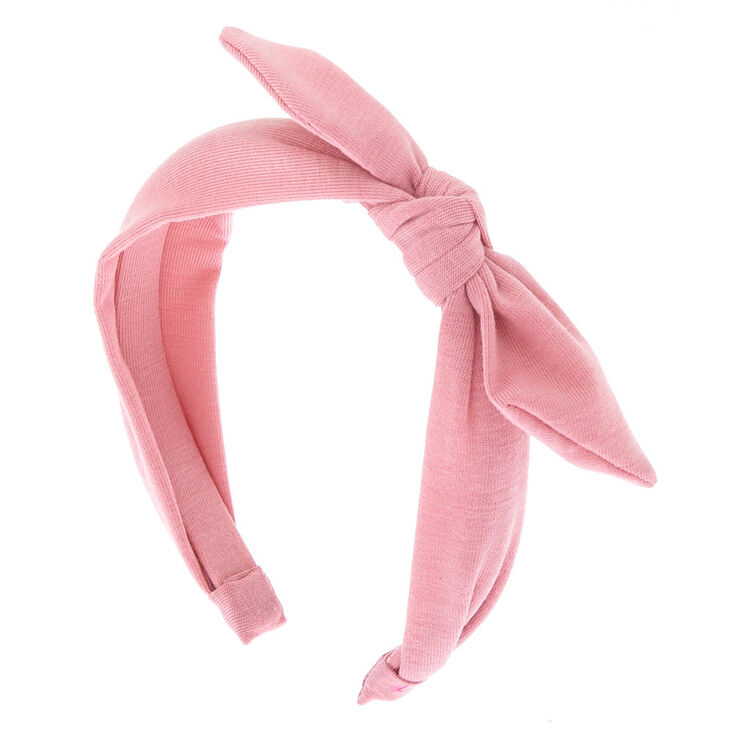 Hand Made MinistryBoutique Hairband Snacks Top Knot Headband