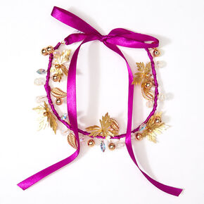 ©Disney Frozen 2 Hair Wreath - Purple,