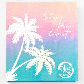 Sky Brown™ Sky's The Limit Makeup Book - Blue,