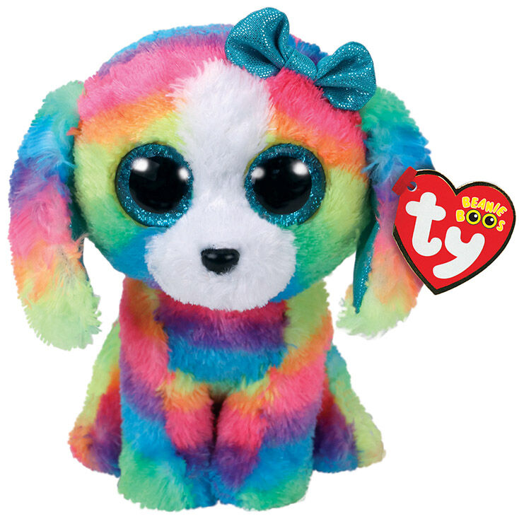 8320f0fcb2d Claire s Ty Beanie Boo Large Lola The Dog Soft Toy