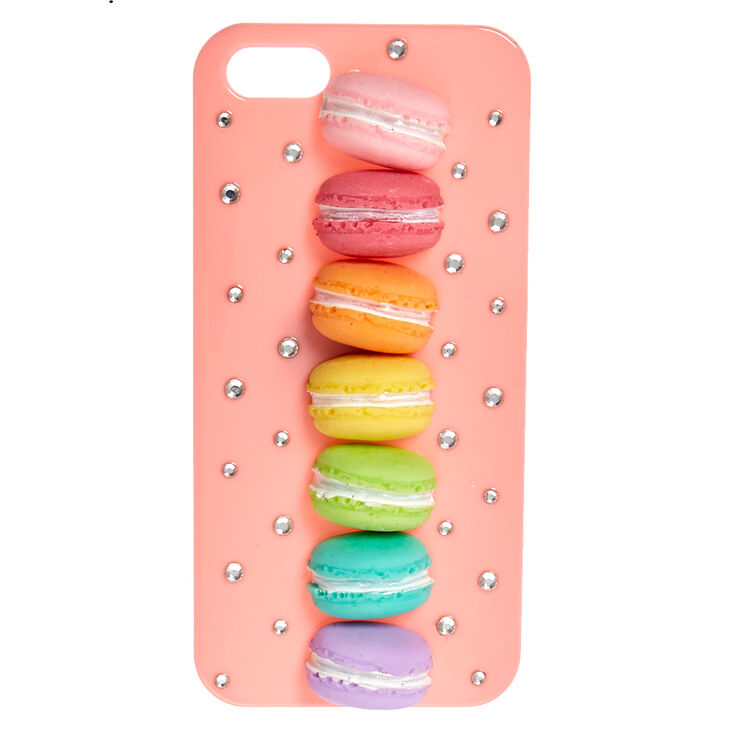 sneakers for cheap ed4c0 598c2 Rainbow Macaroon Phone Case - Fits iPhone 5/5S/5SE