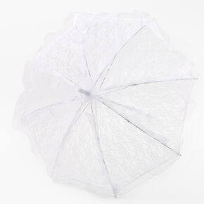 Claire's Club Bridal Parasail - White,