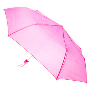 Parapluie fluo – Rose,