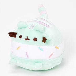 Pusheen® Ice Cream Plush Toy - Mint,